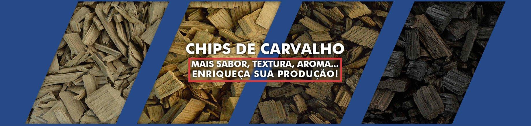 Chips de Carvalho