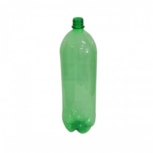Garrafa Pet 2 LT Verde