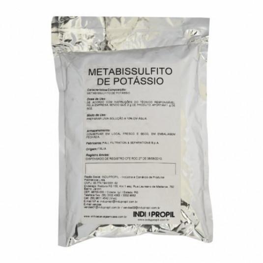 METABISSULFITO DE POTÁSSIO 1KG