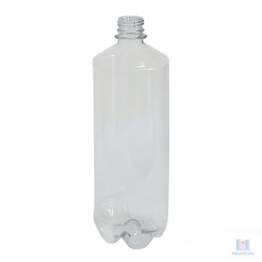 Garrafa Pet 1 LT Cristal