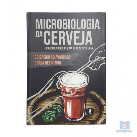 Livro Microbiologia Da Cerveja