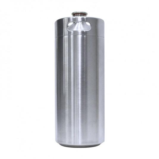 Barril Inox Keg 4 Litros