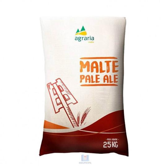Saca 25 Kg  de Malte Pale Ale Agrária