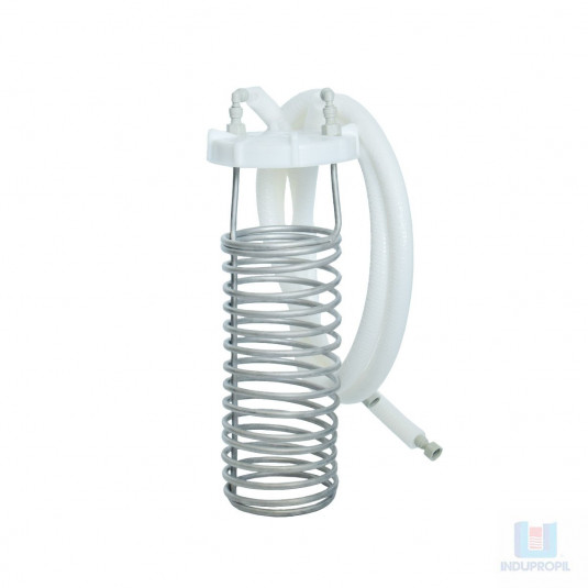 Kit Refrigeração Básico Fermentador Branco 75/100 LTS