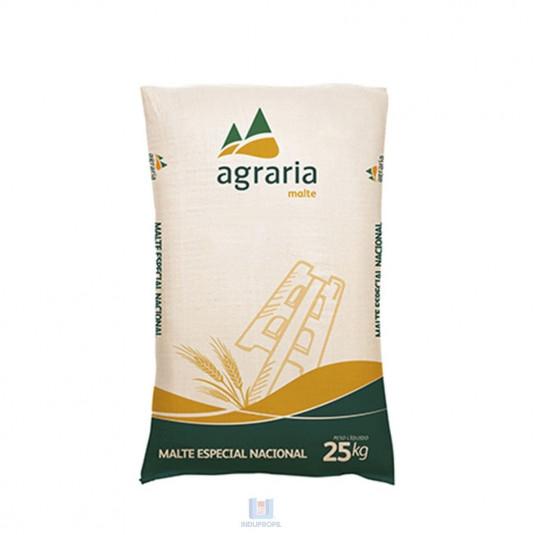 Saca de 25kg de Malte Munique Agraria
