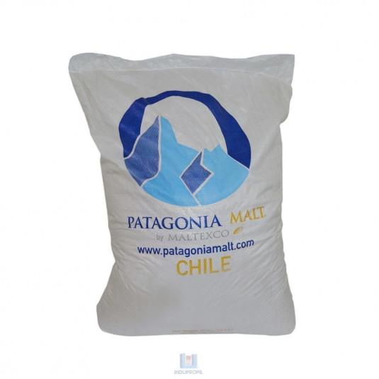 Saca contendo 25 kg de Malte Patagônia Pale Ale