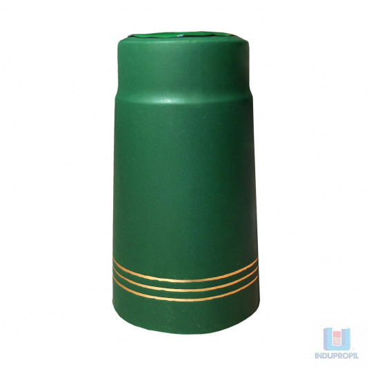 Cápsula para Garrafa Verde Filete