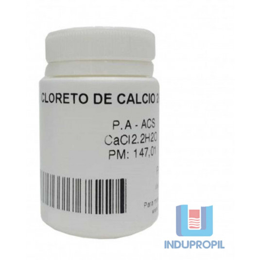 Cloreto De Cálcio (2H2O - Puro) -1 Kg