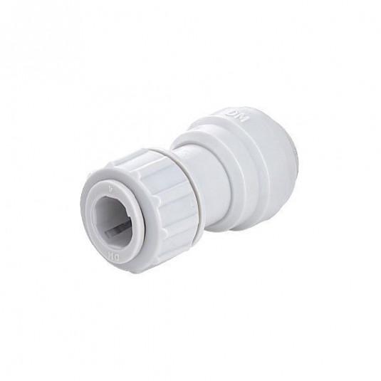 dmfit conexão rápida união tubo 3/8 x metal 5/16