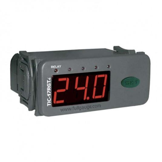 Controlador Full G. TIC 17 -12/24V