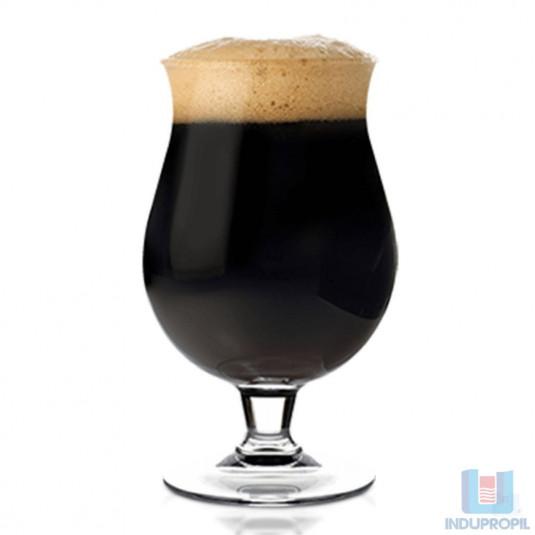 Copo com Cerveja Sweet Stout