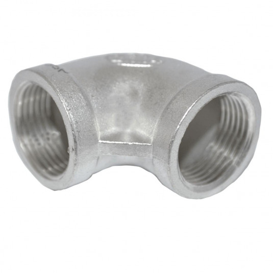 Cotovelo 90 - FXF Inox 304
