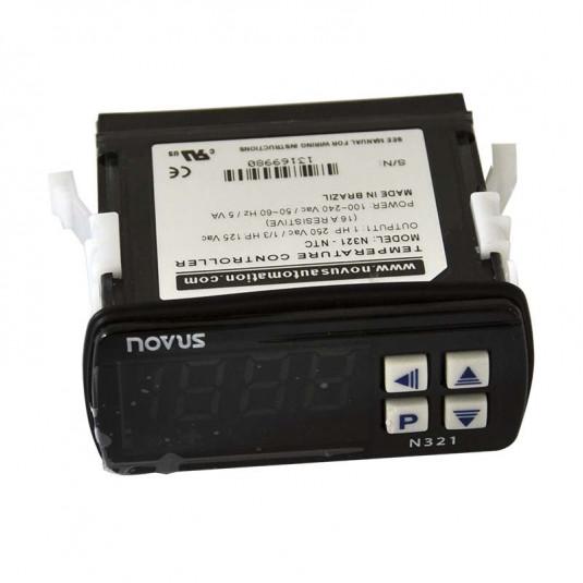 Controlador Novus N321 NTC