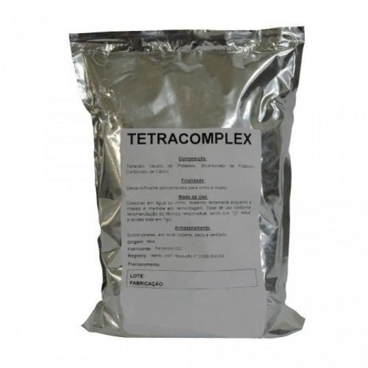 Desacidificante para Vinhos Tetracomplex - 100g a 1Kg