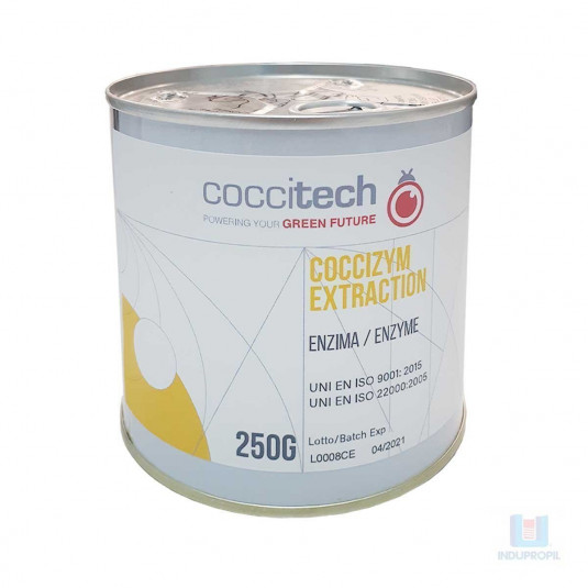 Enzima Extração Coccizym Extration 250gr