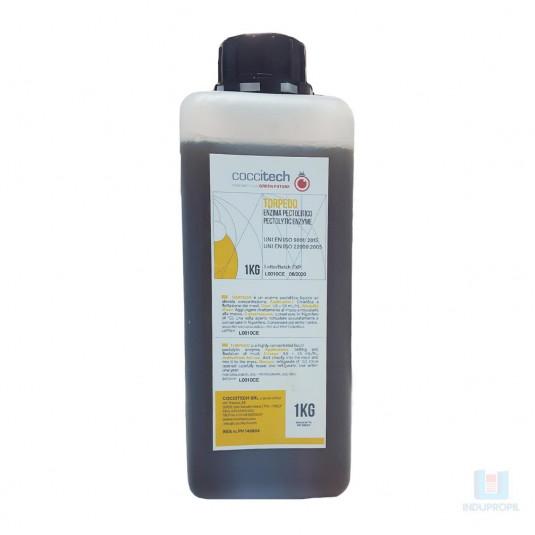 Enzima Pectolitica Liquida Coccizym Torpedo 1kg