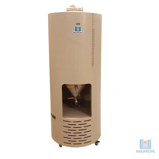 Em mais um projeto inovador, a Indupropil trás ao mercado cervejeiro o Fermentador Cônico PP Auto Refrigerado, em um design totalmente inovador.