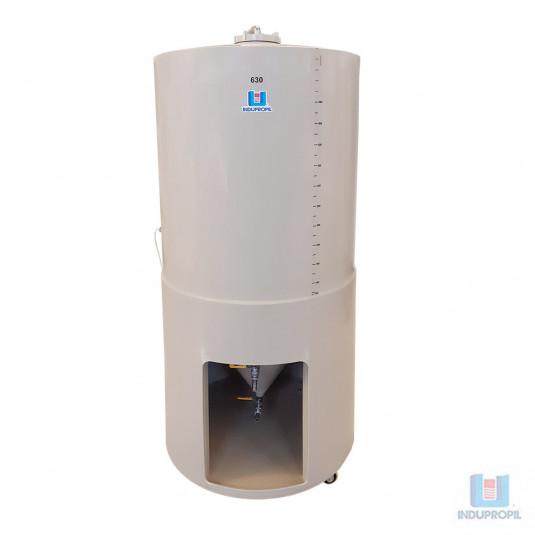 Fermentador Cônico PP Auto Refrigerado 630 Litros