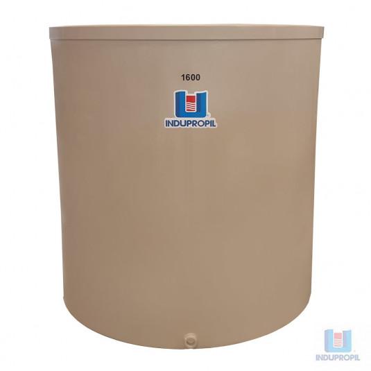 Fermentador de Uva PP na cor Bege com capacidade para1600 Litros