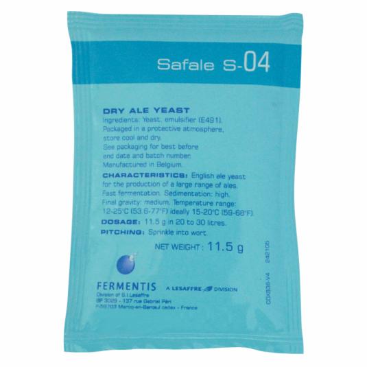 Fermento S-04 - Fermentis