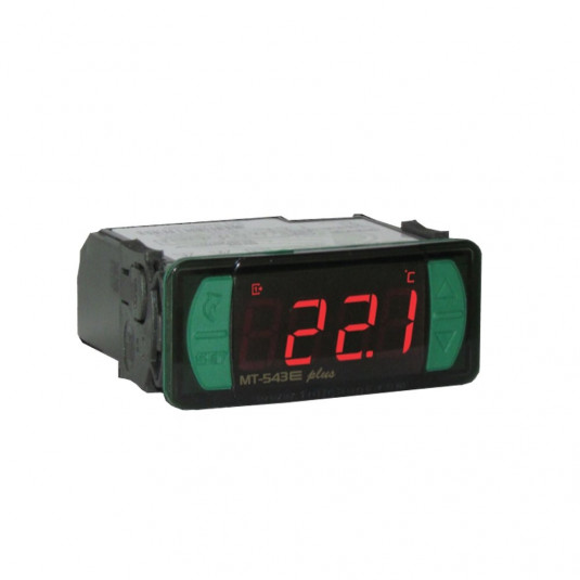 Controlador Full Gauge MT-543 Plus de 4 Estagios - 115/230v