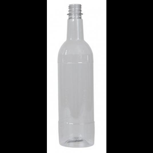 Garrafa Pet 900 ML Cristal