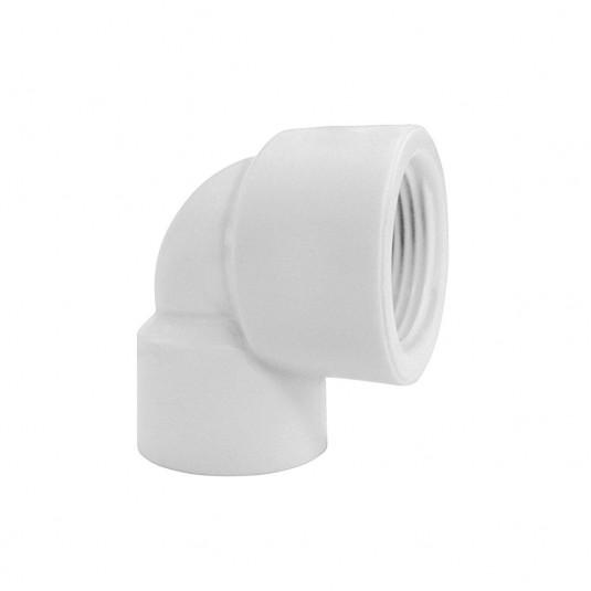 """Joelho 90 PVC Redução 3/4"""" x 1/2"""""""