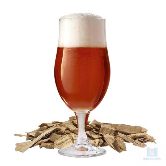 Insumos para fazer cerveja, receita da American Barley Wine
