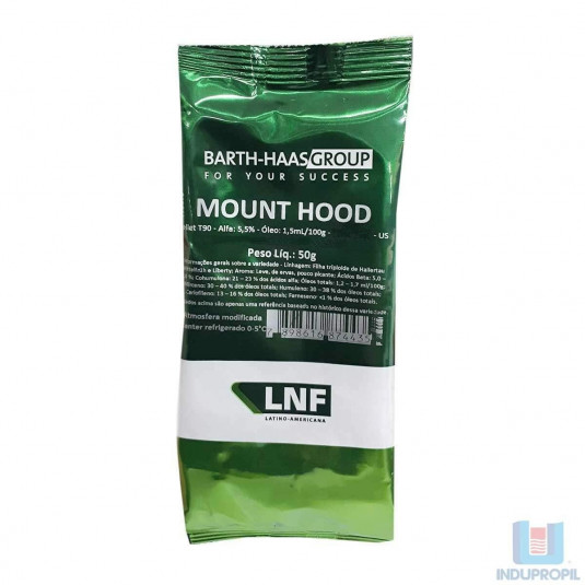 Lúpulo Mount Hood Barth-Haas - Pct 50gr