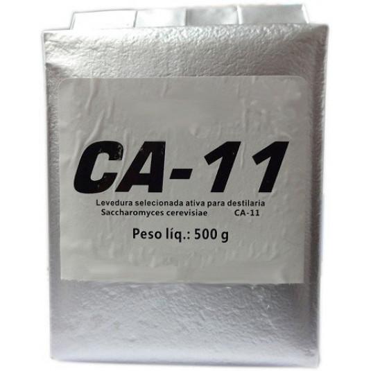 Levedura para Destilados CA-11 - Pct 500g
