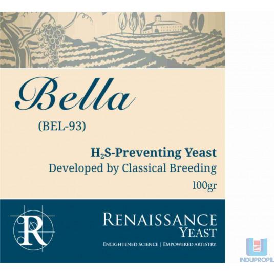 Levedura Anti-H2S Renaissance Bella 100gr