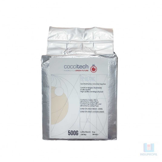 Levedura Coccitech Le Blanc - 500gr