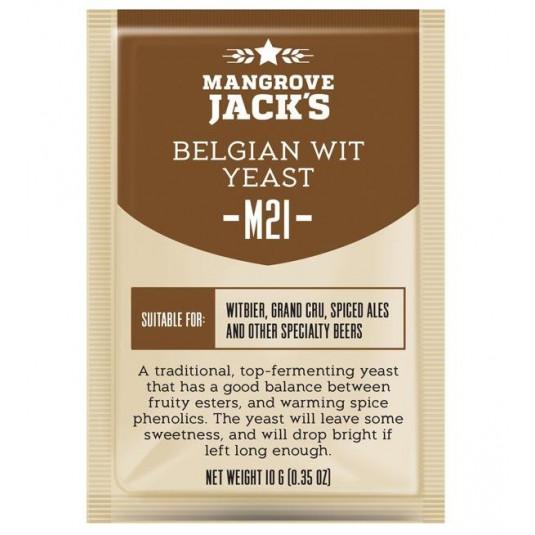 Fermento M21 Belgian Wit - Mangrove Jacks