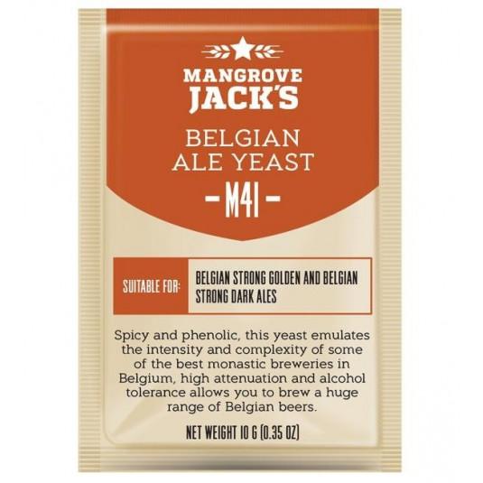 Fermento M41 Belgian Ale - Mangrove Jacks