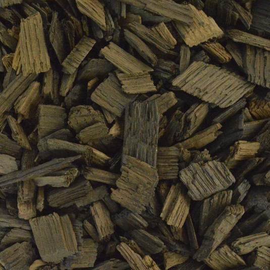 Chips de Carvalho Francês MT - 100 gr