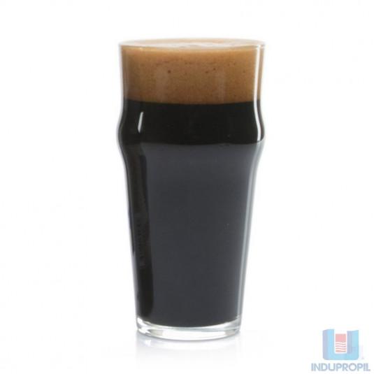 Pint com Cerveja Russian Imperial Stout