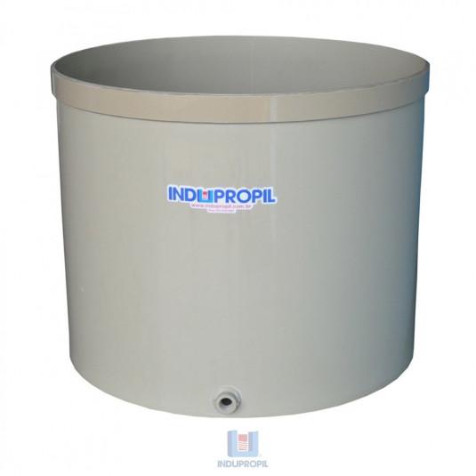 Fermentador de Uva PP na cor Bege com capacidade para 100 Litros