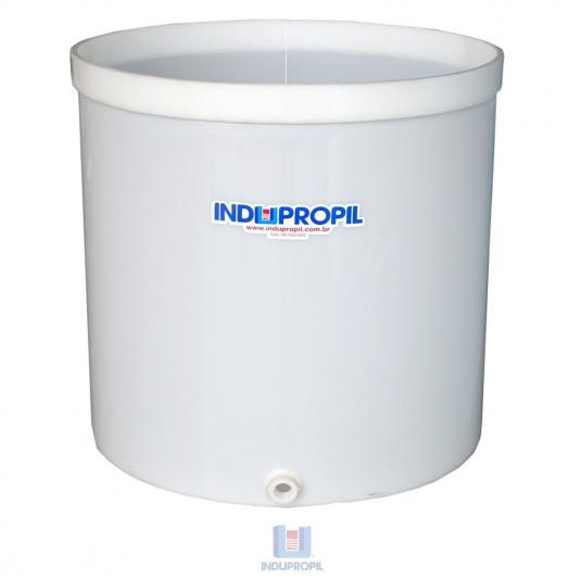 Fermentador de Uva PP na cor Branca com capacidade para 100 Litros