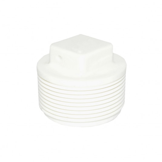 "Plug PVC Roscável 3/4"" BSP"