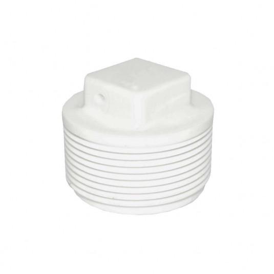 "Plug PVC Roscável 1/2"" BSP"