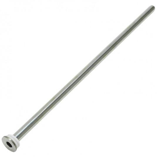Poço Termométrico Inox 30cm Para Balde Fermentador 22 e 30 Lts