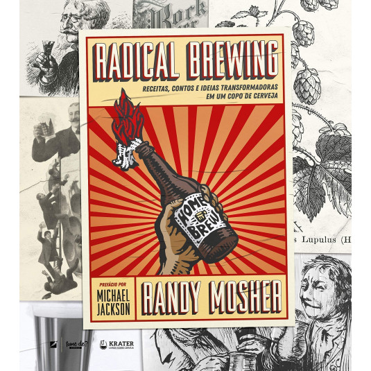 Livro Radical  Brewing