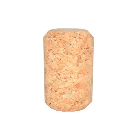 Rolha Cortiça Champagne 48x30,5 - 1.000 Unidades