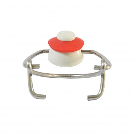 Rolha Plástica Flip Top (para garrafa Flip Top)