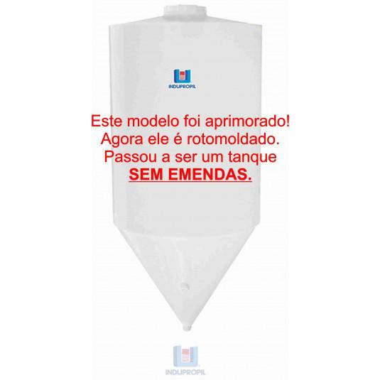 Fermentador Cônico PP Branco 100 litros