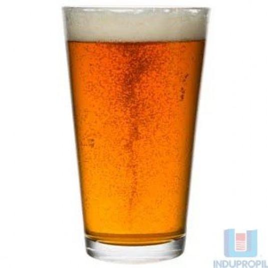 Copo com Cerveja Session IPA