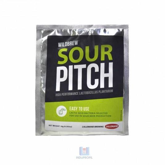 Wildbrew Sour Pitch - embalagem contendo 10 gramas