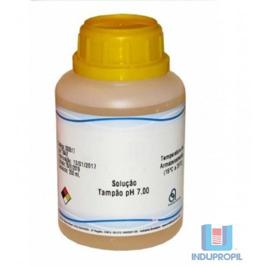 Solução Liquida Para Calibração Medidor PH - 7.00