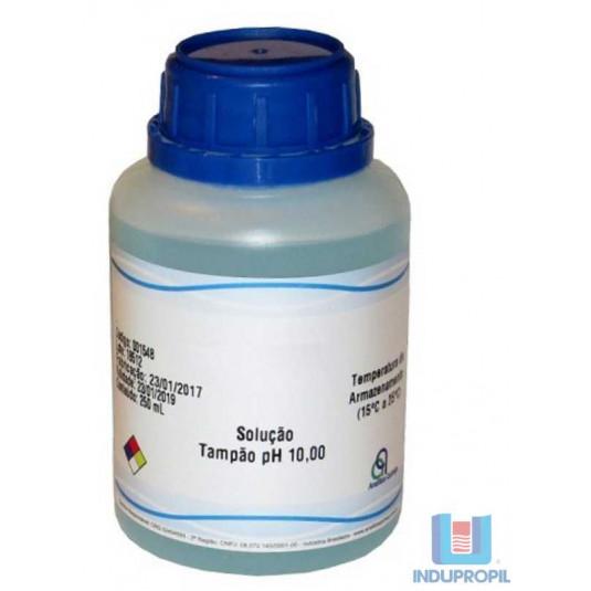 Solução Liquida Para Calibração Medidor PH - 10.00