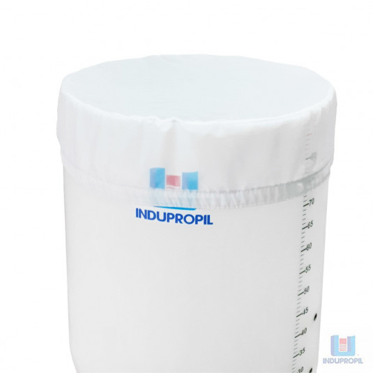 Tampa Tecido Fermentador de Kombucha - 45 - 70 Litros